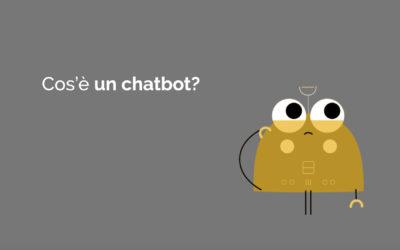 Cos'è un chatbot